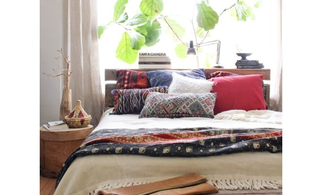 Top Ten Natural Bedrooms