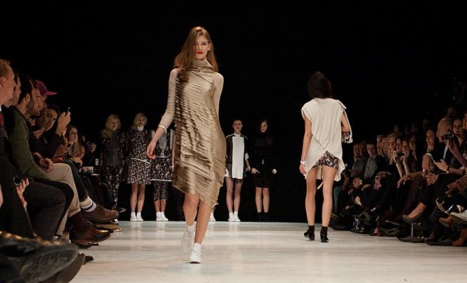 Silk Fashion 2013