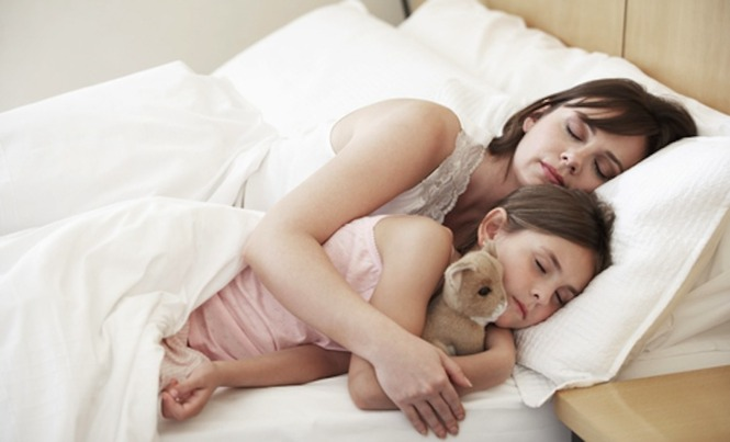 Silk Eye Masks for New Mothers