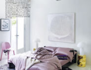 silksleep luxury silk sheets featured in a magazine