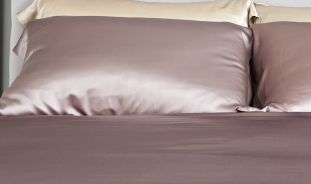 fundas de almohadas de seda, fundas de almohadas de seda de morera