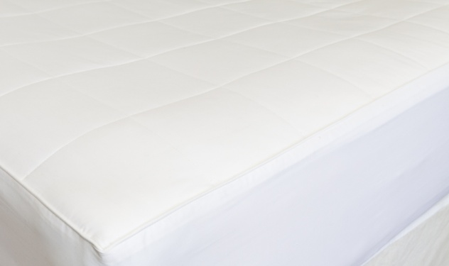 Silk Mattress Topper